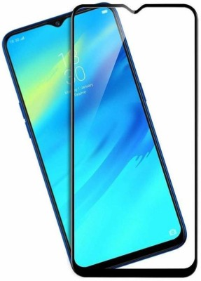LIKEDESIGN Edge To Edge Tempered Glass for VIVO Y95(Pack of 1)