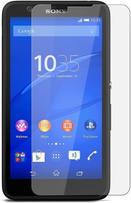 King Screen Guard for Diamond Screen Guard Sony Xperia E4 ( 4G )(Pack of 1)