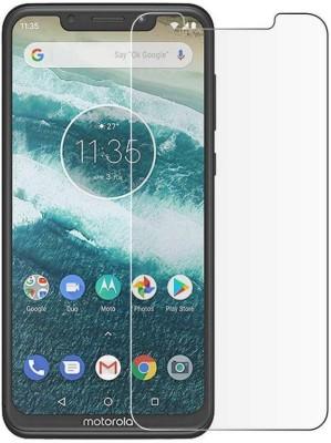 SRT Tempered Glass Guard for Motorola Moto One Power(Pack of 1)