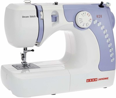 Usha DREAM STITCH WITH SEWING KIT Electric Sewing Machine( Built-in Stitches 14)