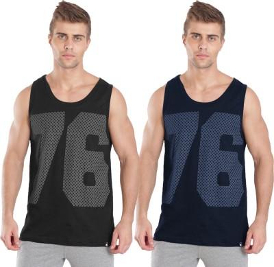 Jockey Men Vest(Pack of 2)