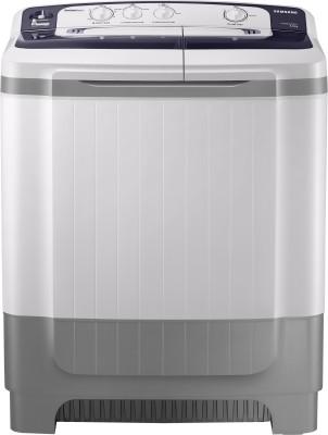 Samsung 8 kg Semi Automatic Top Load Washing Machine White, Grey, Blue(WT80M4200HL/TL) (Samsung)  Buy Online
