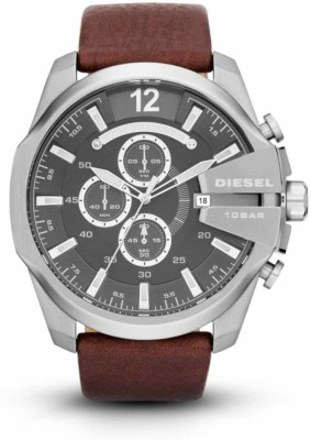 Diesel DZ4290I Grey Dial Chronograph Chi Men's Watch (DZ4290I)