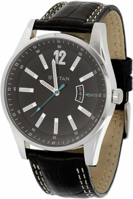 Titan NF9322SL04J Analog Watch   For Men Titan Wrist Watches