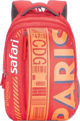 Safari WANDERER 26.5 L Backpack(Red)