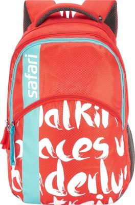 Safari VAGND 26.5 L Backpack(Red)