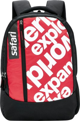 Safari JOURNEY 23.5 L Backpack(Black)