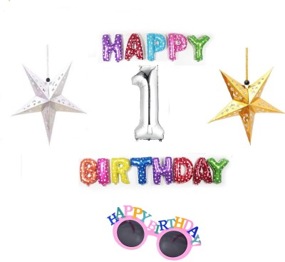 fashion hub brand Birthday Party Decorations Set