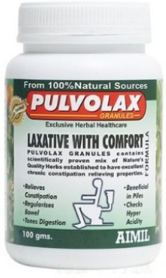 Aimil Pulvolax Granules | Constipation Relief Powder(100 g)