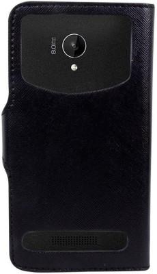 CHAMBU Flip Cover for BSNL Penta Smart PS501(Black, Hard Case)