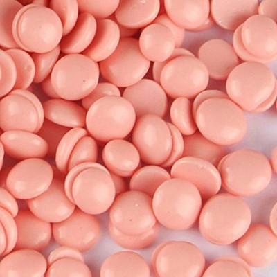 Amtopz Wight Pink 100 gm Wex No Strip Flavor Wax Hair Removal Hot Wax Beans Wax(100 g)