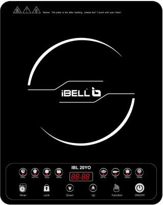 iBELL 619uNUu9Q7L._SL1500 Induction Cooktop(Black, Push Button)