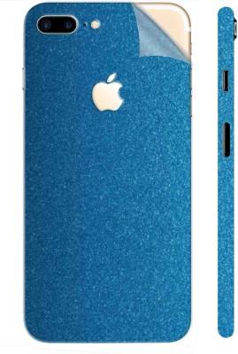 Snooky Apple iPhone 7 Plus Mobile Skin(Blue)