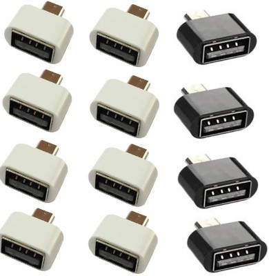 Edio 2 Ezone Micro USB OTG Adapter(Pack of 12)