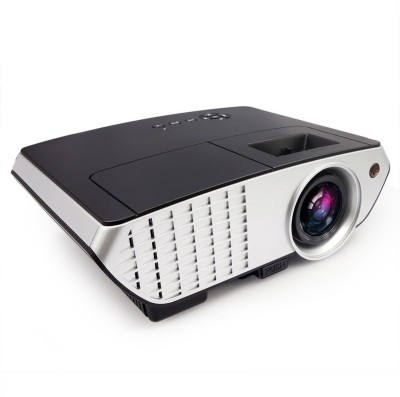 PLAY 3000 lumens LED Projector Full HD Data Show TV Video Games Home Cinema Theater Video Projector HD 1280x1080P with...