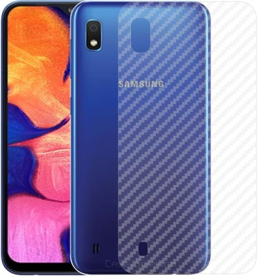 Case Creation Back Screen Guard for Samsung Galaxy A10 (2019)(Pack of 1)