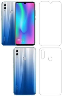 PrintKing Front and Back Tempered Glass for Front & Back Temper Honor 10 Lite, Temper for Honor 10 Lite, Honor 10 Lite temper(Pack of 2)