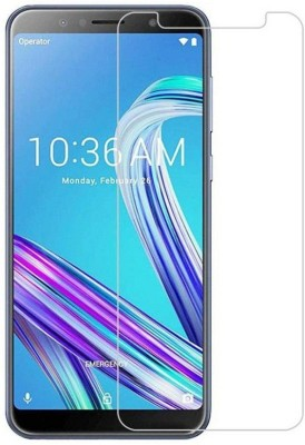 KMP POWER Tempered Glass Guard for Asus ZenFone Max M1(Pack of 1)