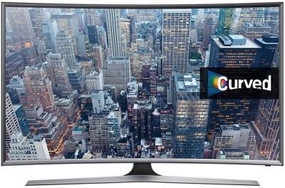 Samsung 102cm (40 inch) Full HD Curved LED Smart TV(40J6300) 1