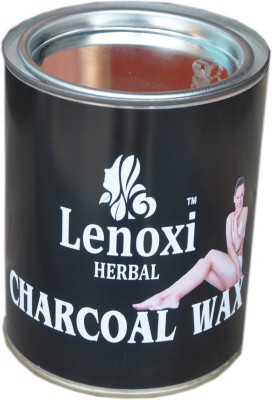 LENOXI HERBAL Charcoal Wax Wax(1000 g)