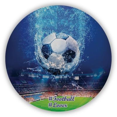 Mugshug.com mugshug football lover mousepad Mousepad(Multicolor)