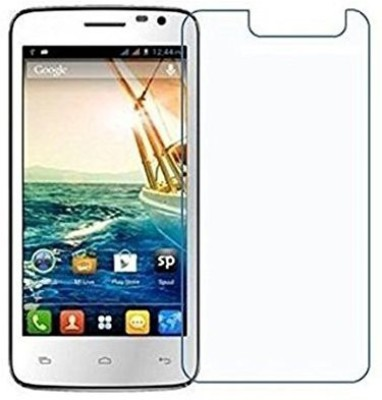Johra Screen Guard for Micromax Canvas Juice A177(Pack of 3)