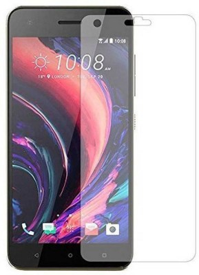 CHAMBU Tempered Glass Guard for Htc Desire 10 Pro Dual Sim(Pack of 1)