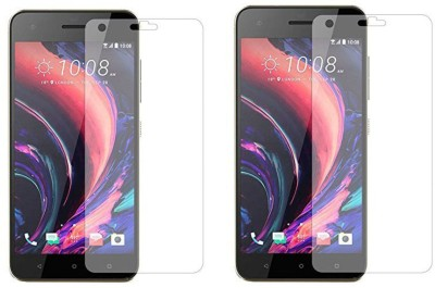 VaiMi Tempered Glass Guard for HTC Desire 10 pro(Pack of 2)