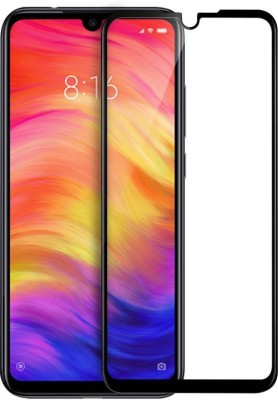onlinecart Edge To Edge Tempered Glass for Mi Redmi Note 7, Mi Redmi Note 7 Pro, Mi Redmi Note 7S(Pack of 1)