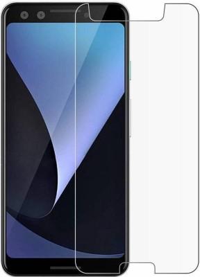 CHAMBU Edge To Edge Tempered Glass for LG G VISTA(Pack of 3)
