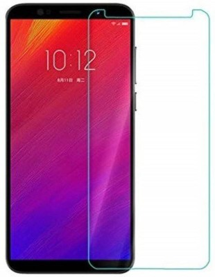 CHAMBU Tempered Glass Guard for MICROMAX CANVAS ENTICE(Pack of 1)