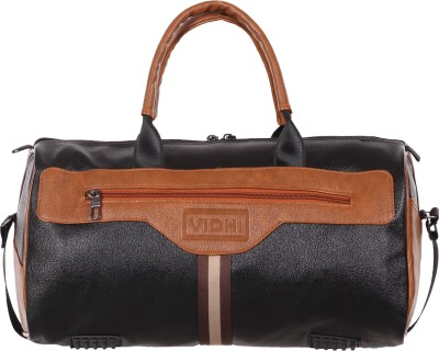 Vidhi Black 20\ Black, Brown Vidhi Small Travel Bags