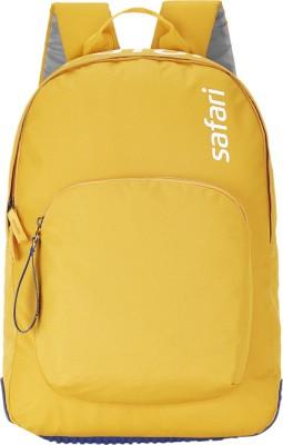 Safari QUINT 23.5 L Backpack(Yellow)