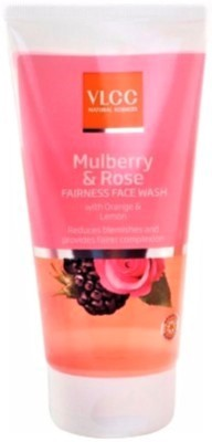 VLCC NATURAL SCIENCES MULBERRY AND ROSE FAIRNESS FACEWASH Face Wash