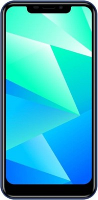 Yuho Vast (Diamond Blue, 16 GB)(2 GB RAM)