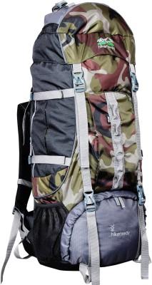 hiker's way Hw-9001 Rucksack  - 90 L(Multicolor)