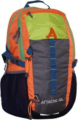 Attache School Bag,laptop Bag 30 L Backpack Multicolor Attache Backpacks
