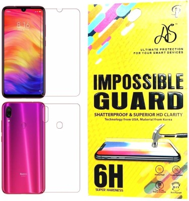 Screen Pro Tempered Glass Guard for Mi Redmi 1S(Pack of 1)