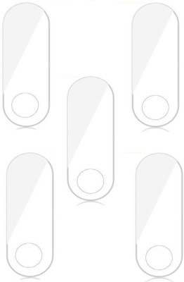iloft Screen Guard for Xiaomi Mi band 3(Pack of 5)