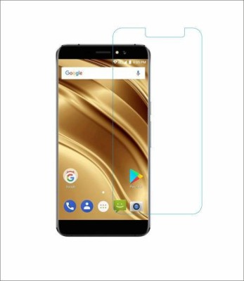 CHAMBU Tempered Glass Guard for KARBONN SMART A5 STAR(Pack of 1)