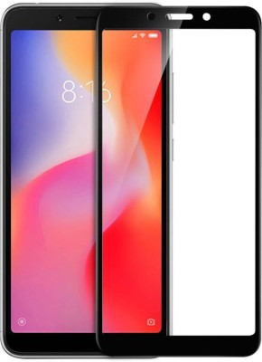 Flipkart SmartBuy Tempered Glass Guard for Mi Redmi 6A(Pack of 1)