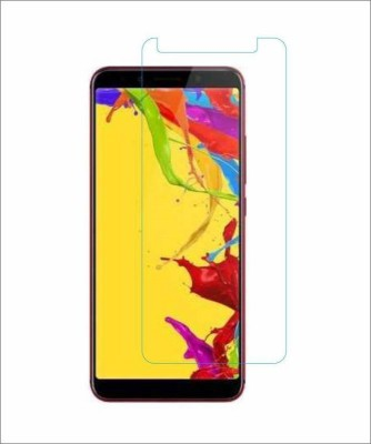 CHAMBU Tempered Glass Guard for NOKIA ASHA 300(Pack of 1)