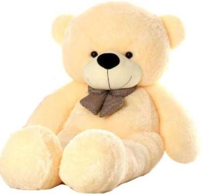 Gifteria STUFF TEDDY BEAR 110 CM   46 inch Cream Gifteria Soft Toys