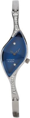 Titan NH9710SM01E Raga Analog Watch   For Women Titan Wrist Watches
