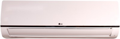 View LG 2 Ton 3 Star Split AC  - White(KS-Q24SNXD, Copper Condenser)  Price Online