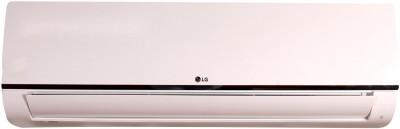 View LG 2 Ton 3 Star Split AC  - White(KS-Q24SNXD, Copper Condenser) Price Online(LG)
