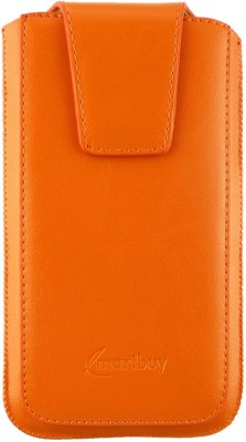 Emartbuy Pouch for HP Slate 6 VoiceTab(Orange)