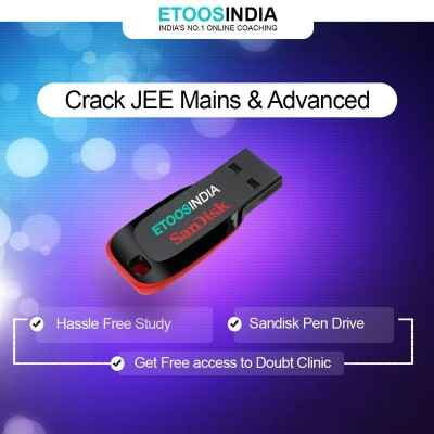 ETOOSINDIA IIT JEE Video Lectures: Complete Mathematics for Main & Advanced by MC Sir(USB) at flipkart