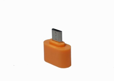 GOMESH USB OTG Adapter(Pack of 1)