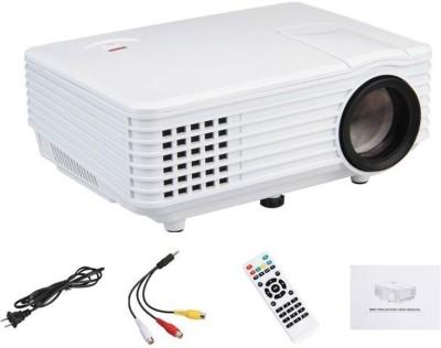 Mezire mens RD-805 M Portable Projector(Multicolor)